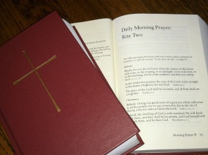 Daily Morning Prayer BCP