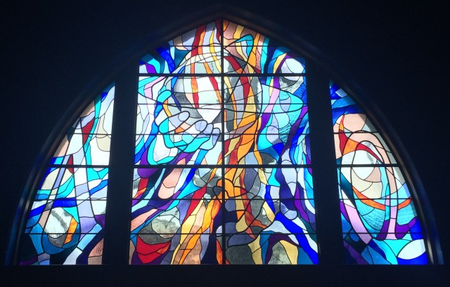 St. Alban's Window 2