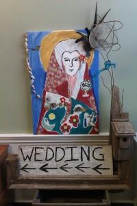 Mary, Creativity Retreat 2013