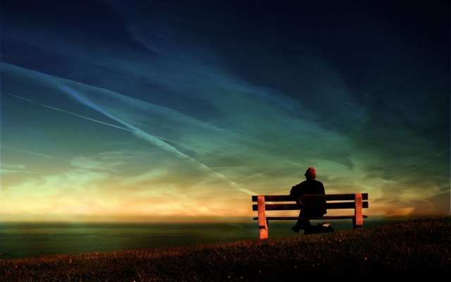waiting-on-the-bench-wallpaper