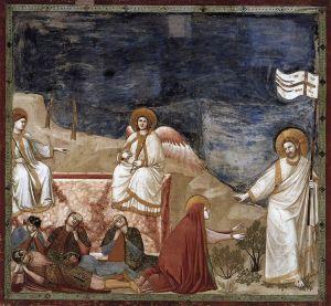 Resurrection, Giotto