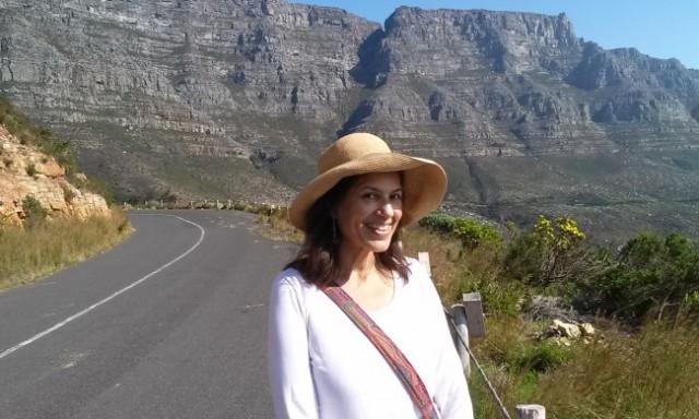 Sonya, Table Mtn. 8-5-2014