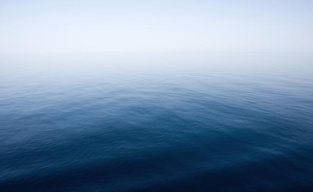 Open Sea Horizon