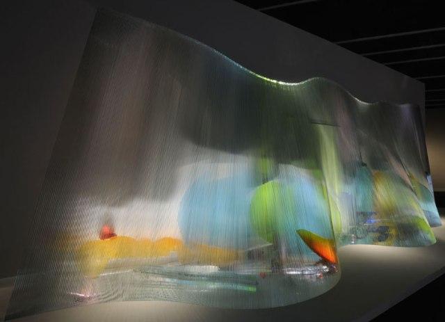 Threshold by artist Danny Lane