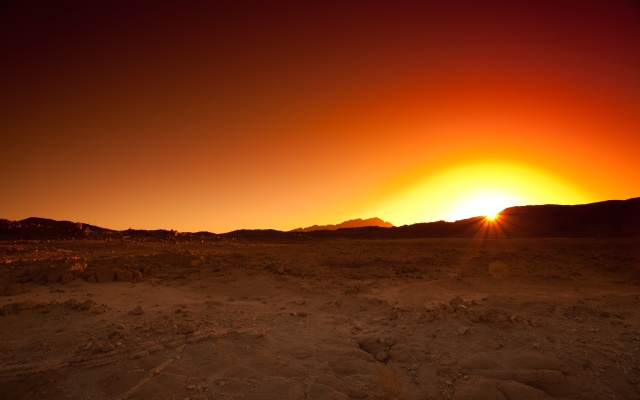 sunrise-over-the-sahara-desert-234358
