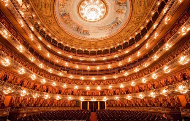 Teatro Colon, B.A.