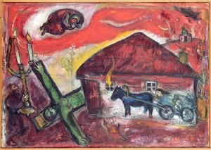 Chagall obsession